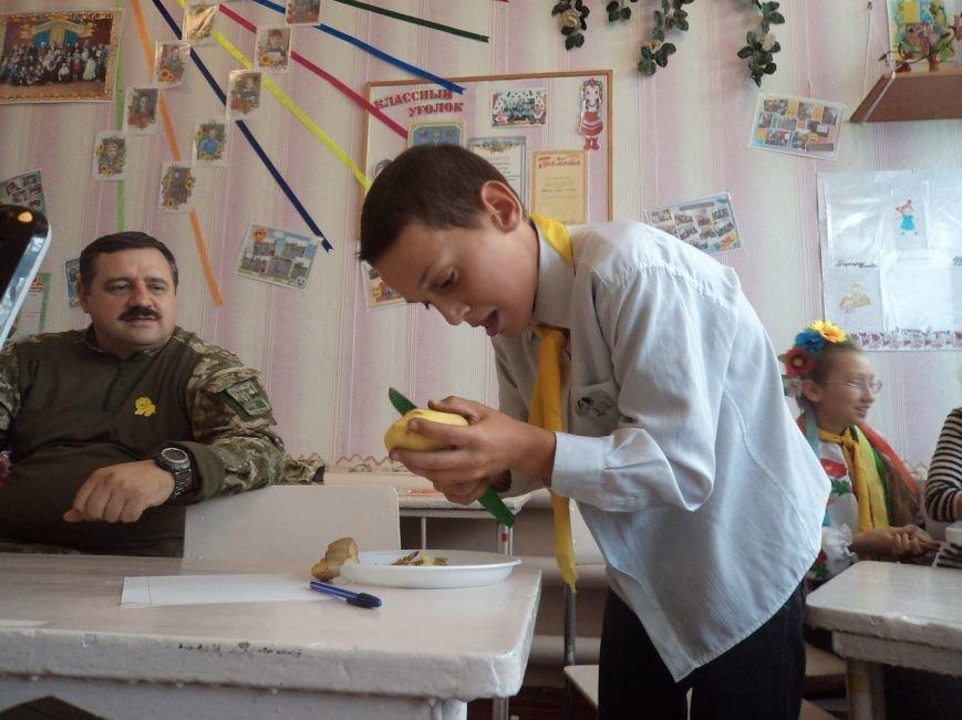 Как авдеевские школьники в  казаков играли  (ФОТО), фото-2