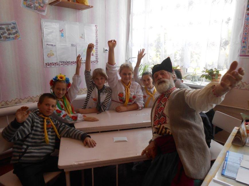 Как авдеевские школьники в  казаков играли  (ФОТО), фото-5