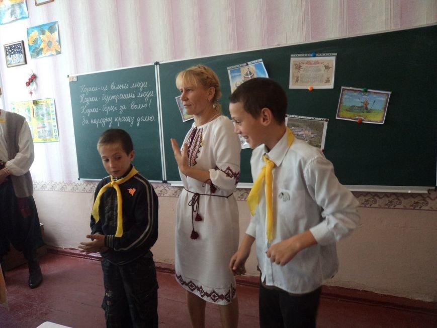Как авдеевские школьники в  казаков играли  (ФОТО), фото-3