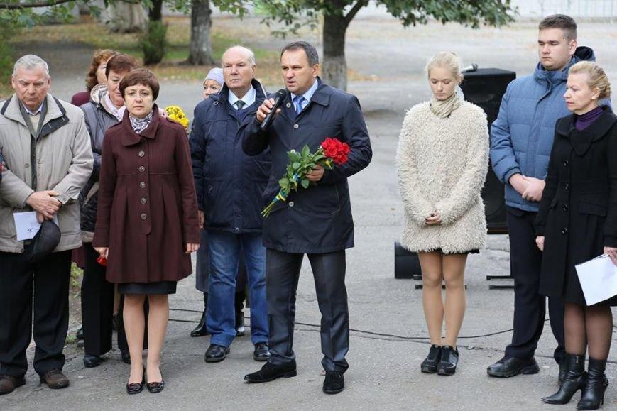 В Кременчуге открыли еще две мемориальные доски: военному и литератору, фото-1