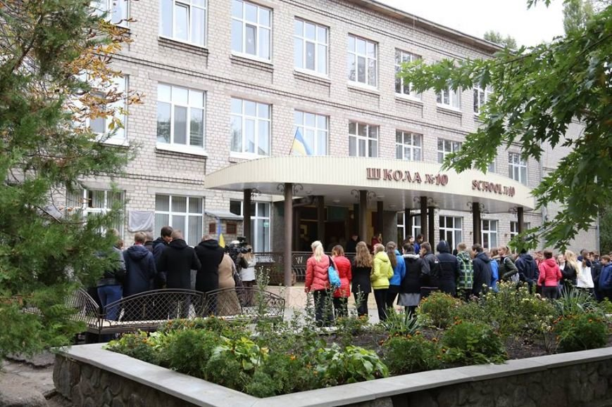 В Кременчуге открыли еще две мемориальные доски: военному и литератору, фото-2