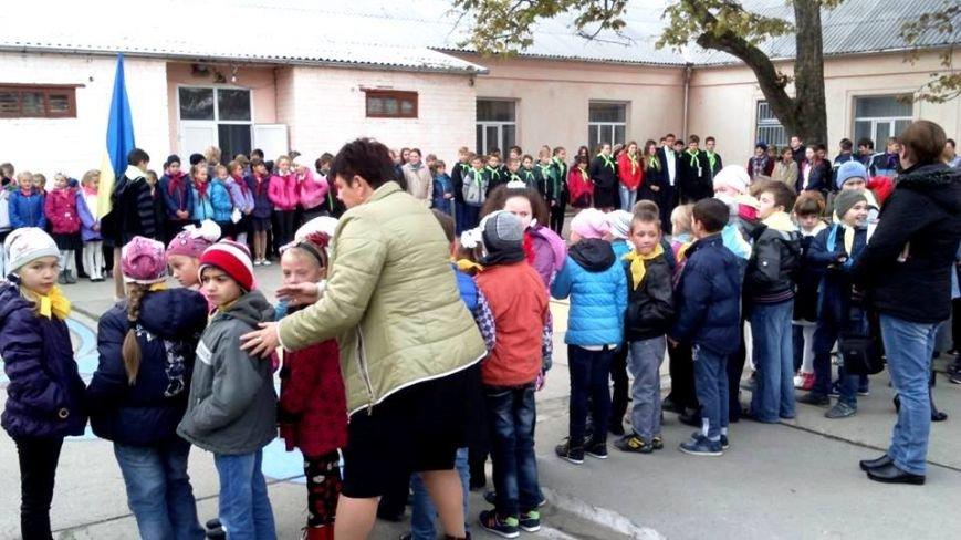Сегодня на Херсонщине открыли три мемориальные доски погибшим в АТО Героям (фото), фото-3
