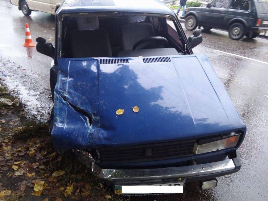 В Сумах произошло очередное ДТП (ФОТО), фото-5