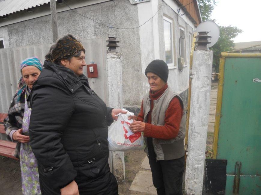 В Доброполье отметили Международный день людей преклонного возраста, фото-1