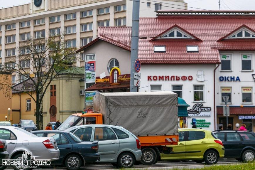 Возле платной парковки на Виленской запретили ставить машину всем, кроме инвалидов, фото-3