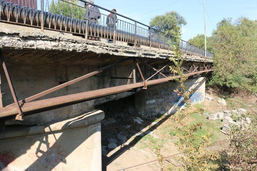 В Керчи строители приступили к ремонту Аршинцевского моста (ФОТО), фото-2