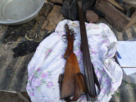 Набої та патрони передав поліціянтам мешканець Конотопщини в ході місячника здачі зброї, фото-2