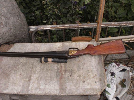 Набої та патрони передав поліціянтам мешканець Конотопщини в ході місячника здачі зброї, фото-1