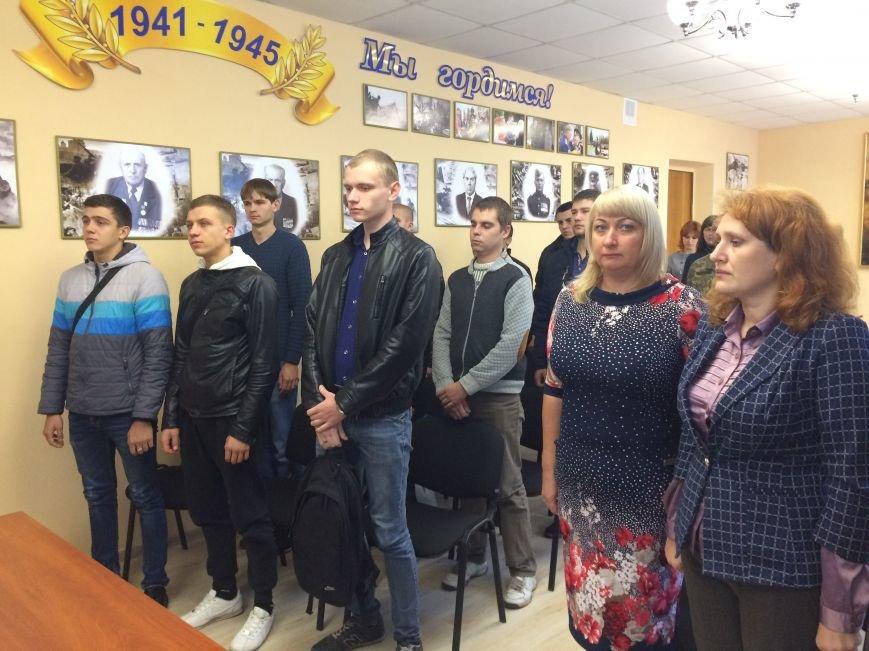 В Дружковке прошли торжественные проводы призывников, фото-1
