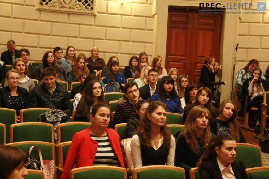ЛНУ ім. І. Франка відзначає День університету: фоторепортаж, фото-7