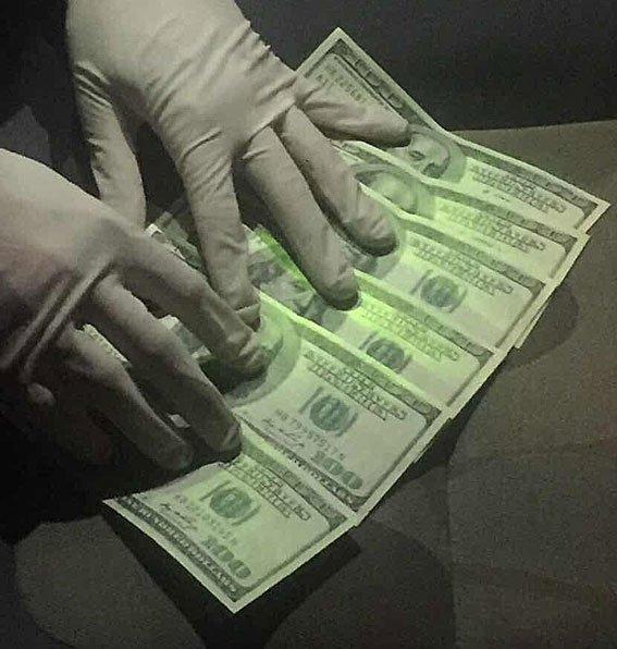 Силовики спіймали на хабарі заступника начальника районного відділу поліції (ФОТО), фото-1