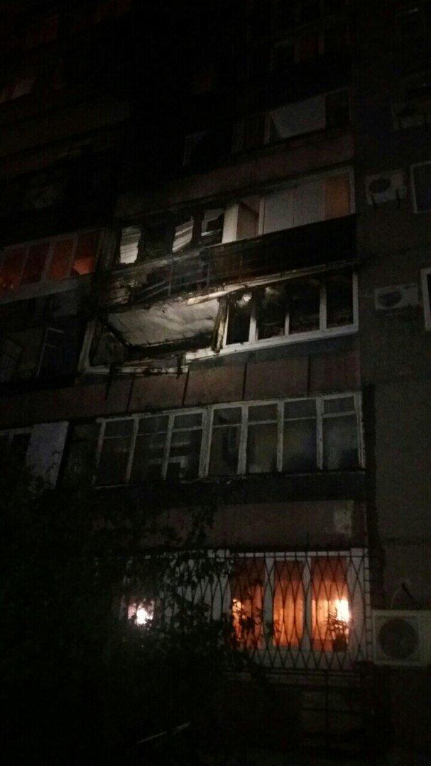В Днепре из-за тепловентилятора чуть не сгорела квартира (ФОТО), фото-1