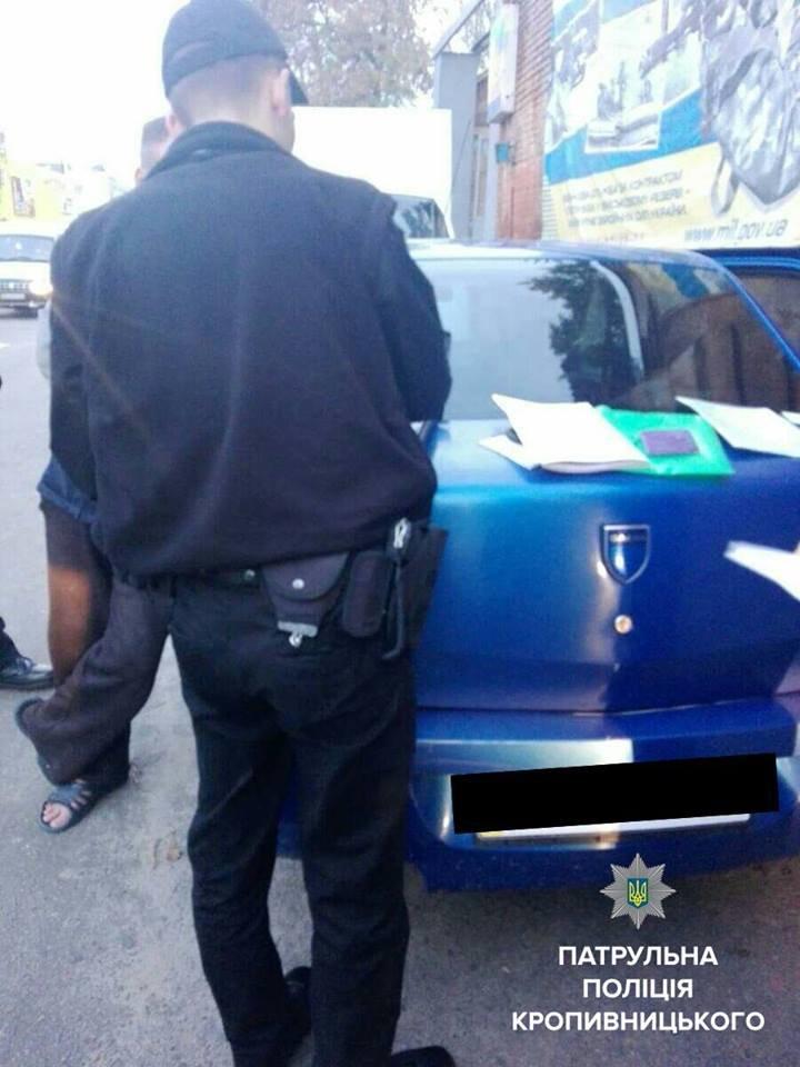 Патрульные задержали водителя, который таксовал в нетрезвом состоянии (ФОТО), фото-1