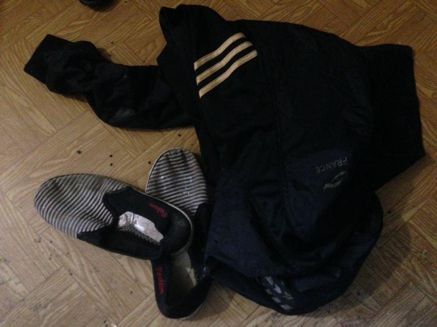 Потрачено: в Кременчуге грабители после ограбления пришли в больницу за помощью и попали на ограбленного им человека и полицию, фото-3