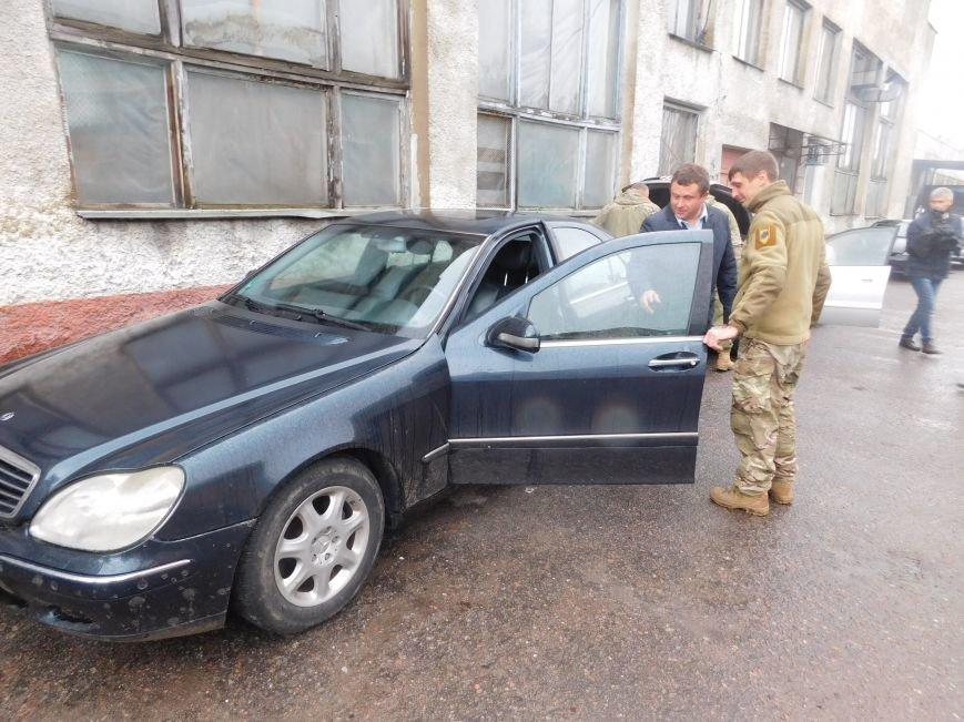 Авто для АТО: сумское Управление исполнительной службы предало батальону «Азов» 6 машин, фото-6