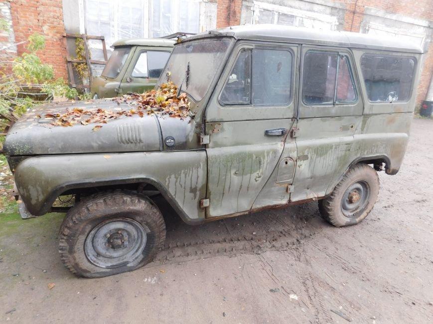 Авто для АТО: сумское Управление исполнительной службы предало батальону «Азов» 6 машин, фото-1