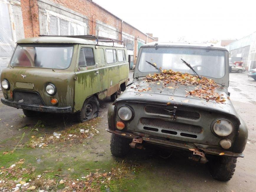 Авто для АТО: сумское Управление исполнительной службы предало батальону «Азов» 6 машин, фото-4