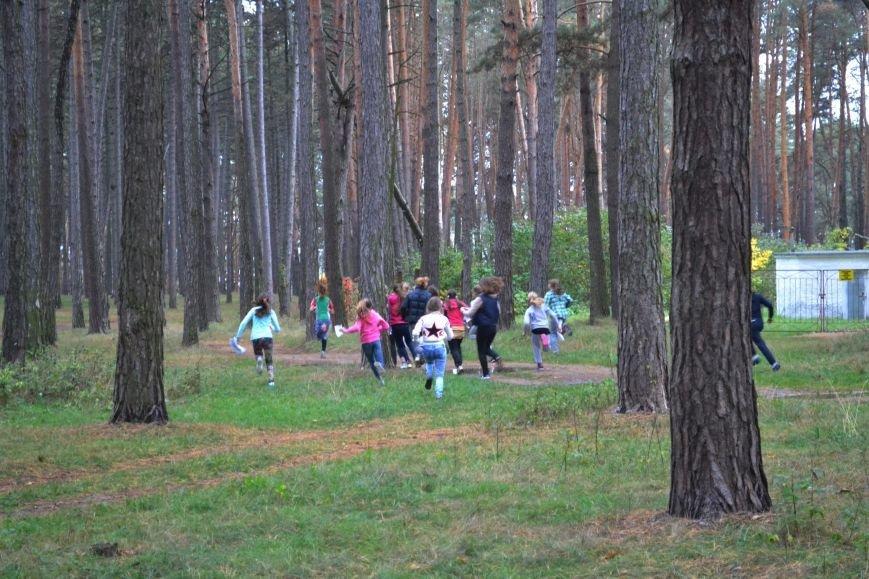 Команда школы №1 города Чернигова – первая по спортивному ориентированию, фото-3