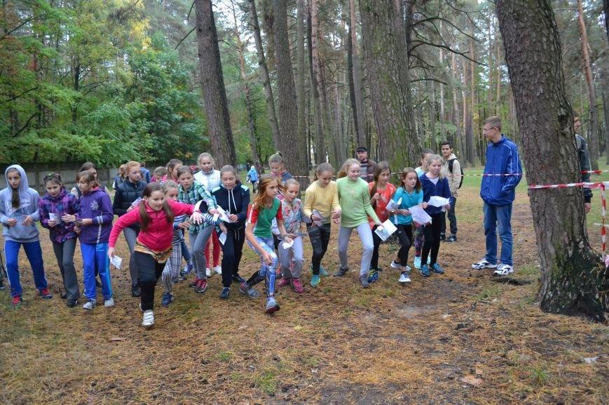 Команда школы №1 города Чернигова – первая по спортивному ориентированию, фото-4