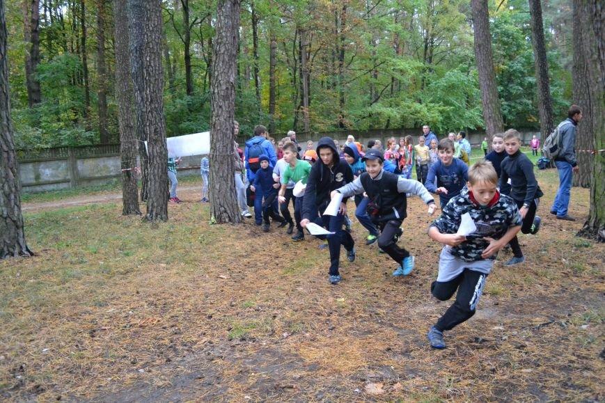 Команда школы №1 города Чернигова – первая по спортивному ориентированию, фото-2