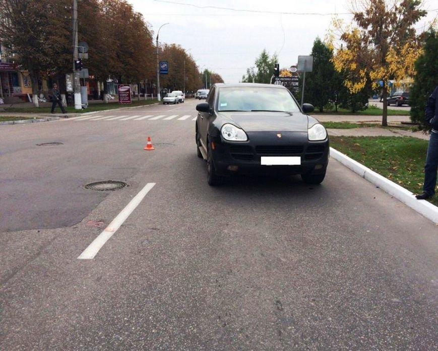 За один день в Кременчуге произошли три ДТП, в которых пострадали три человека (ФОТО), фото-2