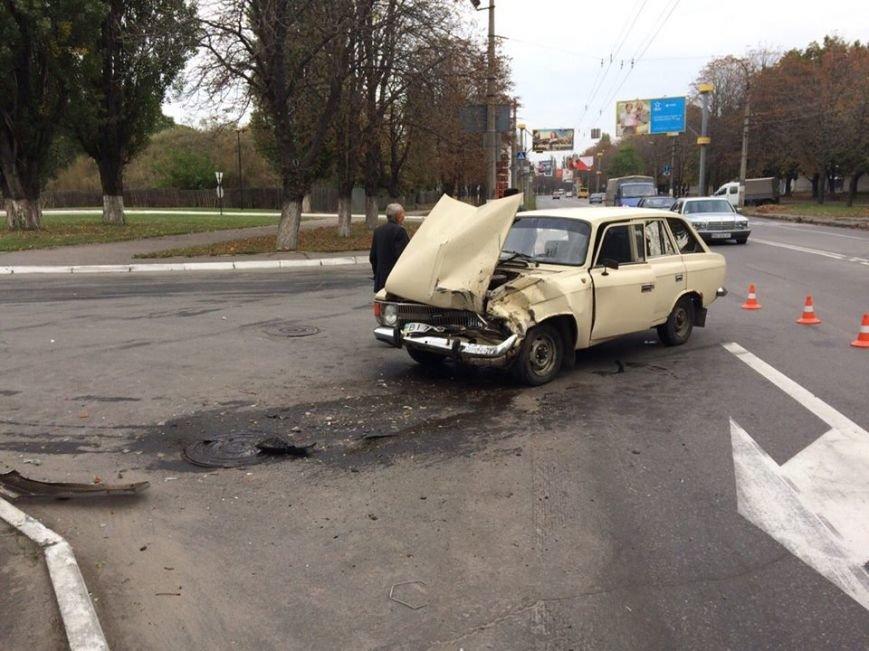 За один день в Кременчуге произошли три ДТП, в которых пострадали три человека (ФОТО), фото-1