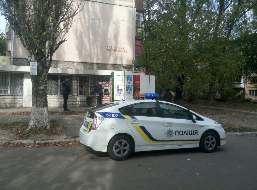 В Каменском нелегальный алкоголь и сигареты изъяла патрульная полиция из Днепра, фото-2