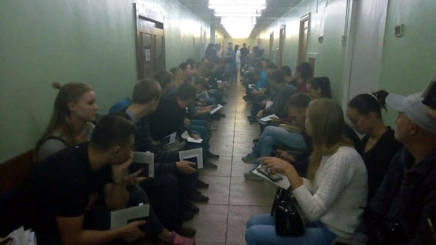 Сергей Рыженко: в Мечникова закончились наборы для сдачи крови (ФОТО), фото-4