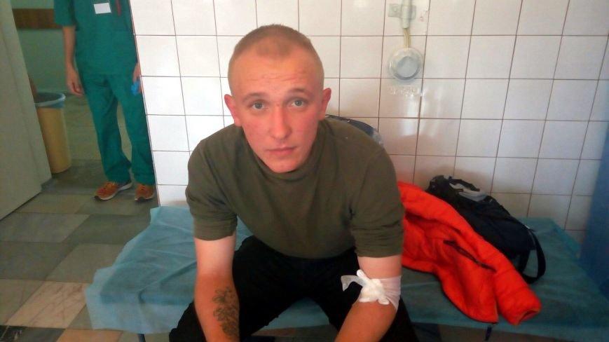 Сергей Рыженко: в Мечникова закончились наборы для сдачи крови (ФОТО), фото-13