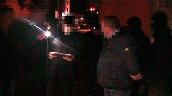 З'явилося  відео затримання заступника начальника райвідділу поліції в Чернівецькій області, фото-2