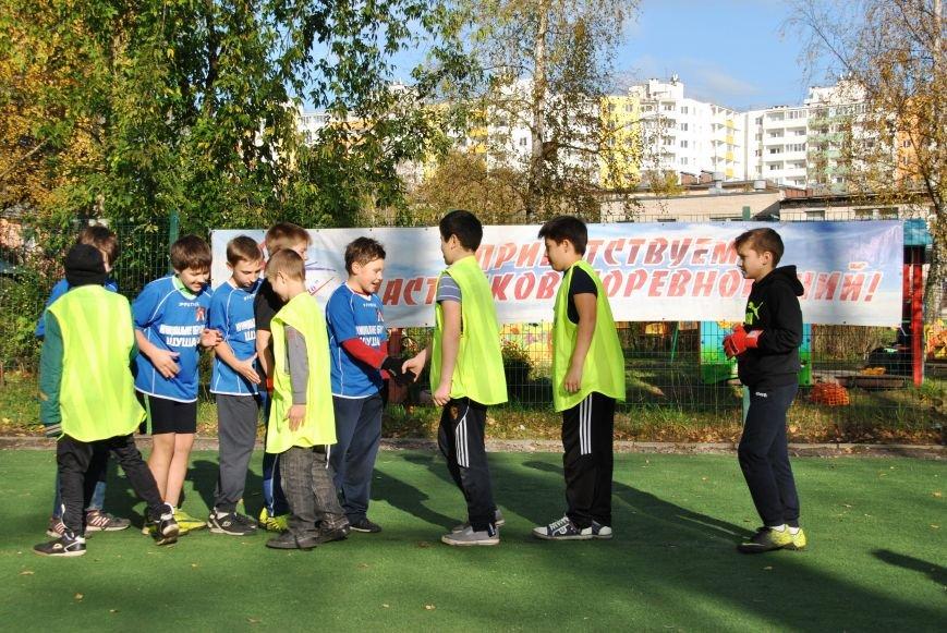 В посёлке Ленсоветовский состоялись соревнования по футболу «Осенний кубок», фото-1