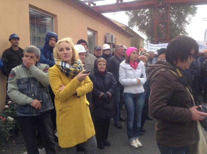 Мариупольские портовики выступили за понижение дивидендов и поддержали действующего директора(ФОТО, ВИДЕО), фото-9