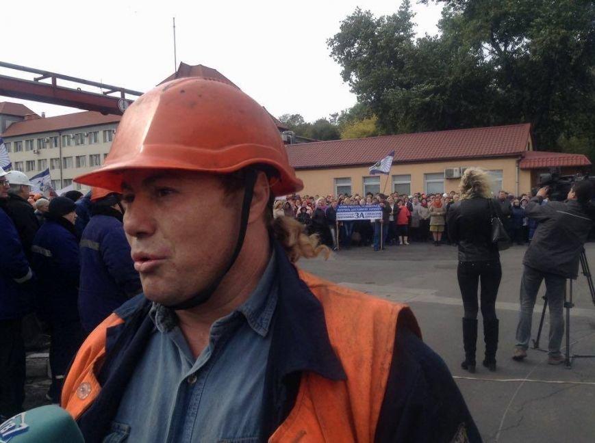 Мариупольские портовики выступили за понижение дивидендов и поддержали действующего директора(ФОТО, ВИДЕО), фото-5