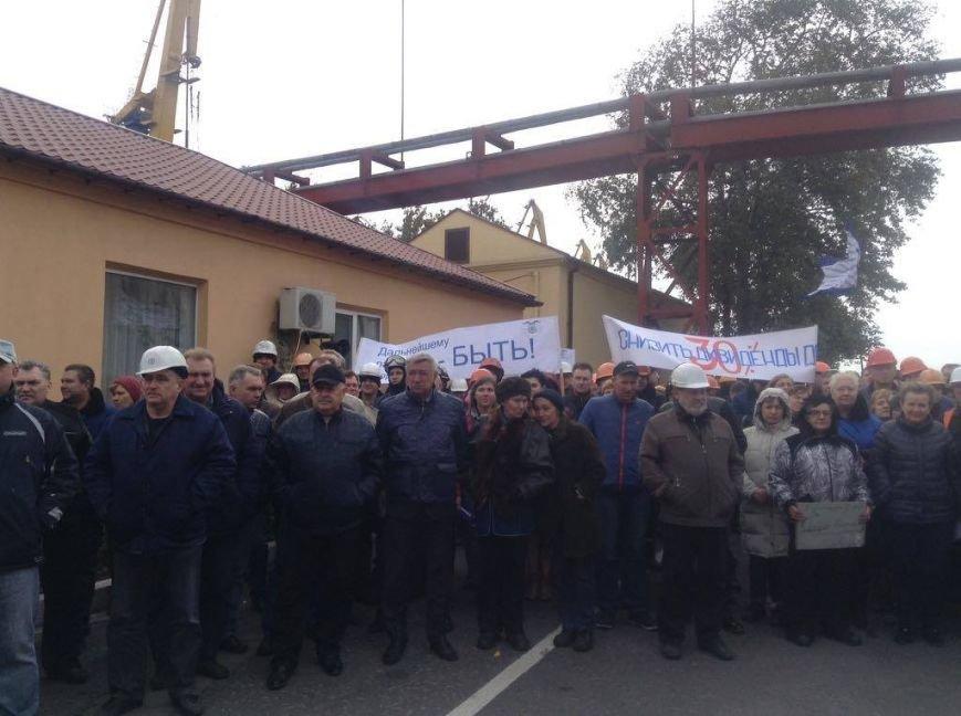 Мариупольские портовики выступили за понижение дивидендов и поддержали действующего директора(ФОТО, ВИДЕО), фото-2