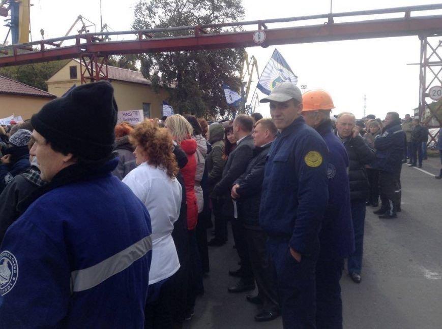 Мариупольские портовики выступили за понижение дивидендов и поддержали действующего директора(ФОТО, ВИДЕО), фото-8
