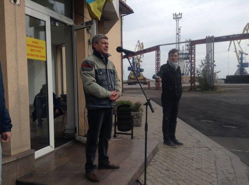 Мариупольские портовики выступили за понижение дивидендов и поддержали действующего директора(ФОТО, ВИДЕО), фото-3