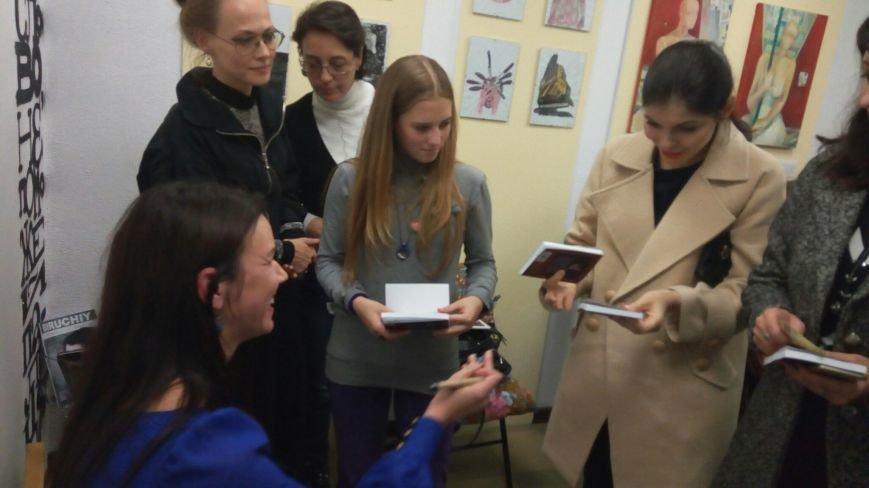 Ольга Волынская презентовала в Днепре свою книгу (ФОТО), фото-8