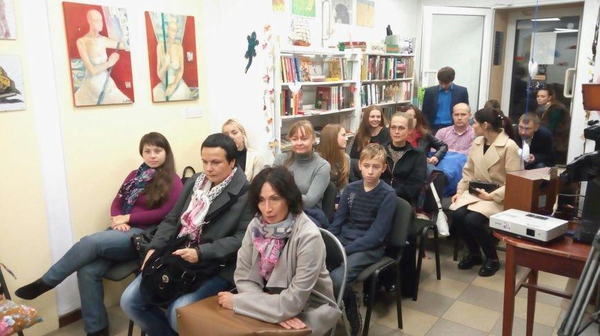 Ольга Волынская презентовала в Днепре свою книгу (ФОТО), фото-2