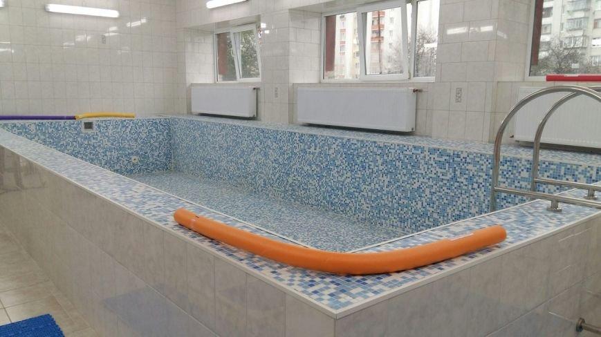 У львівській школі відновили басейн, який не працював понад 20 років (ФОТО), фото-6