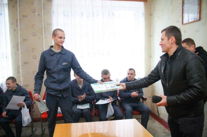 Ребята из Кременчугской воспитательной колонии выучились на поваров, фотографов и операторов ПК (ФОТО), фото-6