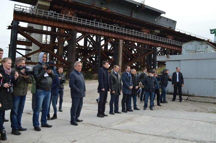 Что говорил Гройсман о запорожских мостах, - ФОТО, ВИДЕО, фото-7