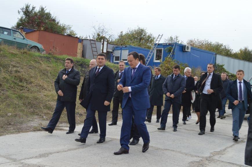 Что говорил Гройсман о запорожских мостах, - ФОТО, ВИДЕО, фото-9
