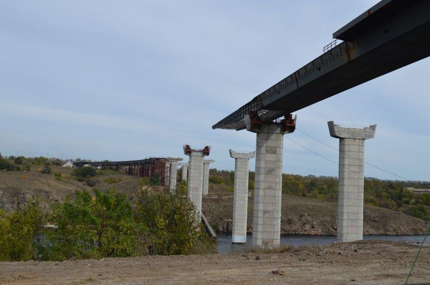 Что говорил Гройсман о запорожских мостах, - ФОТО, ВИДЕО, фото-6