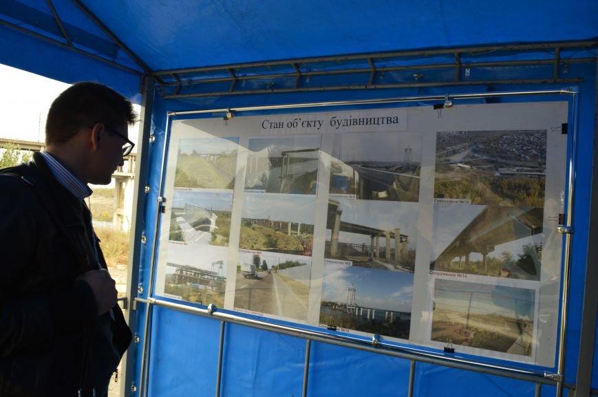 Что говорил Гройсман о запорожских мостах, - ФОТО, ВИДЕО, фото-1