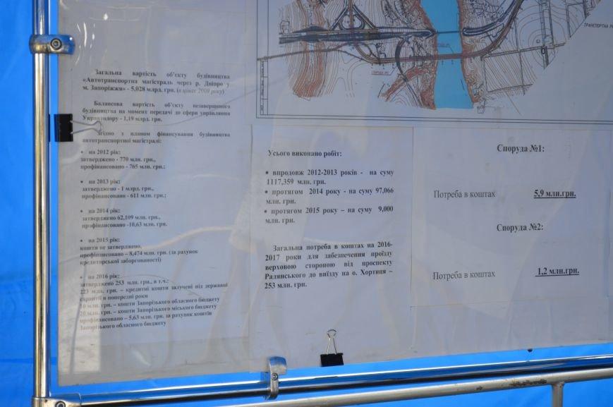 Что говорил Гройсман о запорожских мостах, - ФОТО, ВИДЕО, фото-4