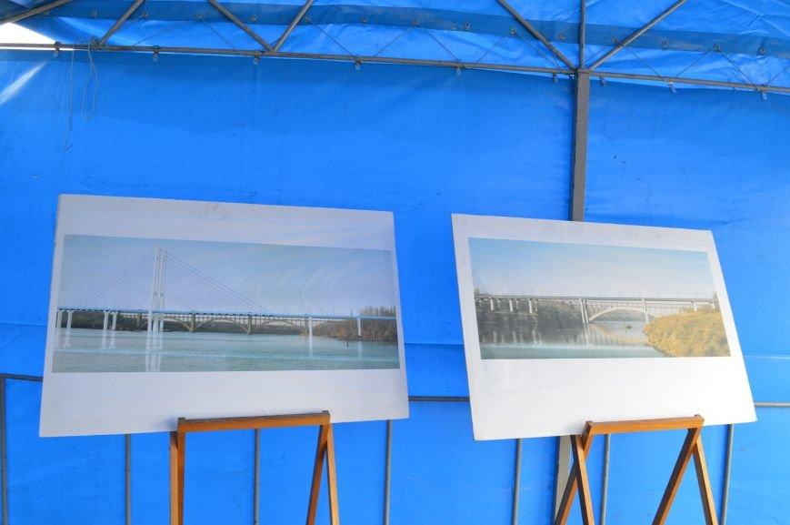 Что говорил Гройсман о запорожских мостах, - ФОТО, ВИДЕО, фото-2