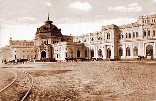 «Жизнь, смерть и воскрешение» привокзальной площади или как в Харькове появился Южный вокзал, фото-3