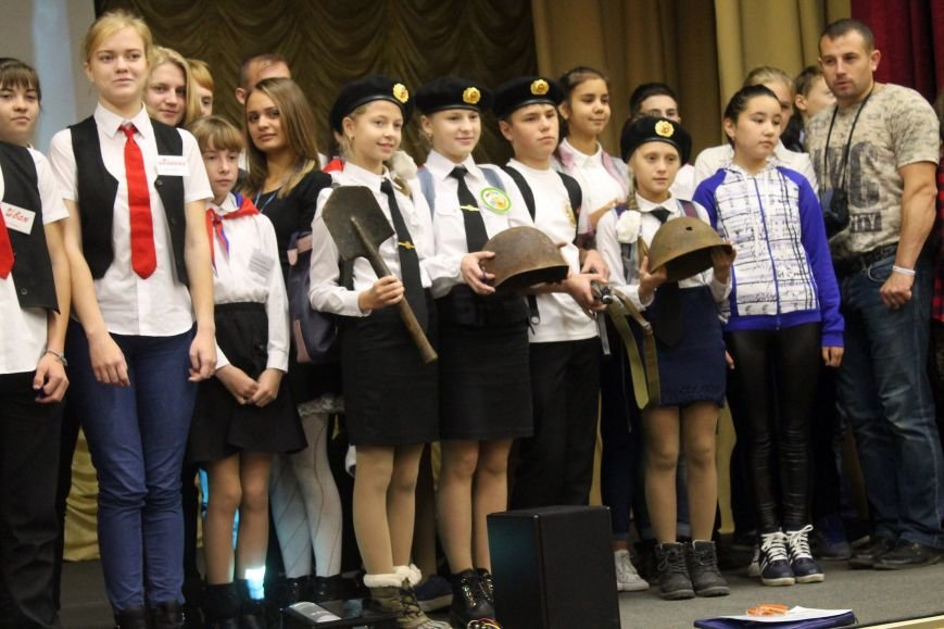 Сахалинские поисковики провели встречу со школьниками, фото-3