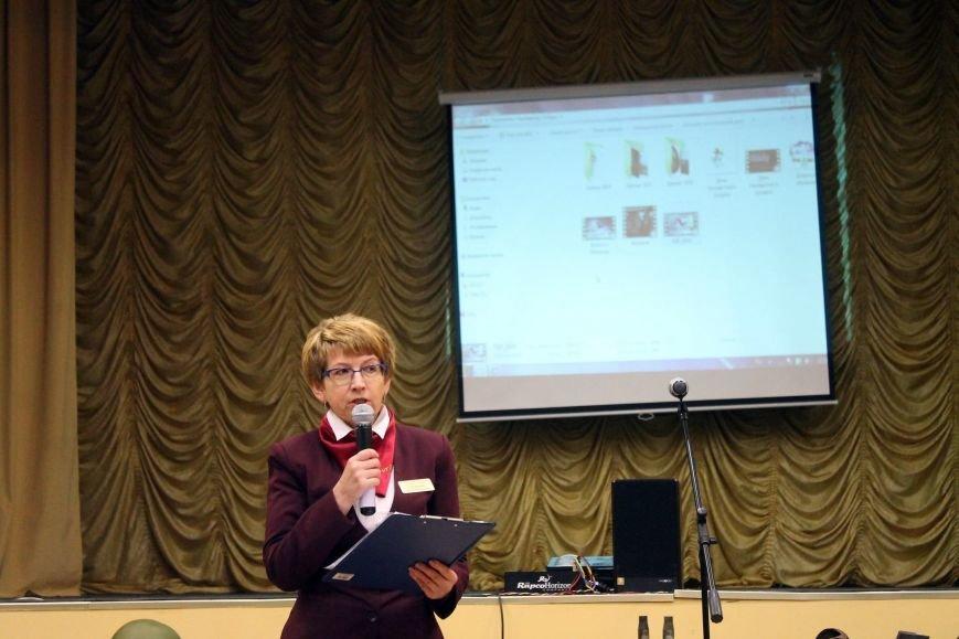 Сахалинские поисковики провели встречу со школьниками, фото-13