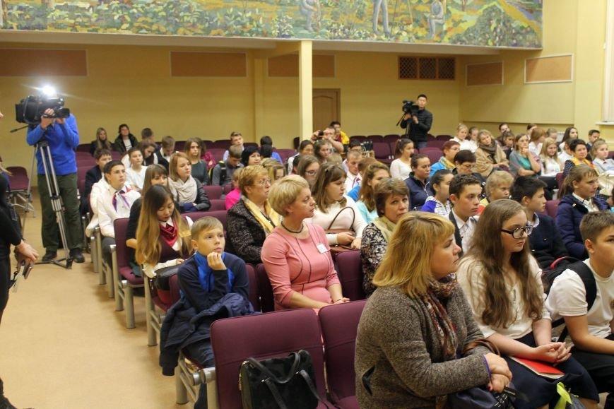 Сахалинские поисковики провели встречу со школьниками, фото-14